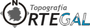 NORTEGAL TOPOGRAFÍA Logo